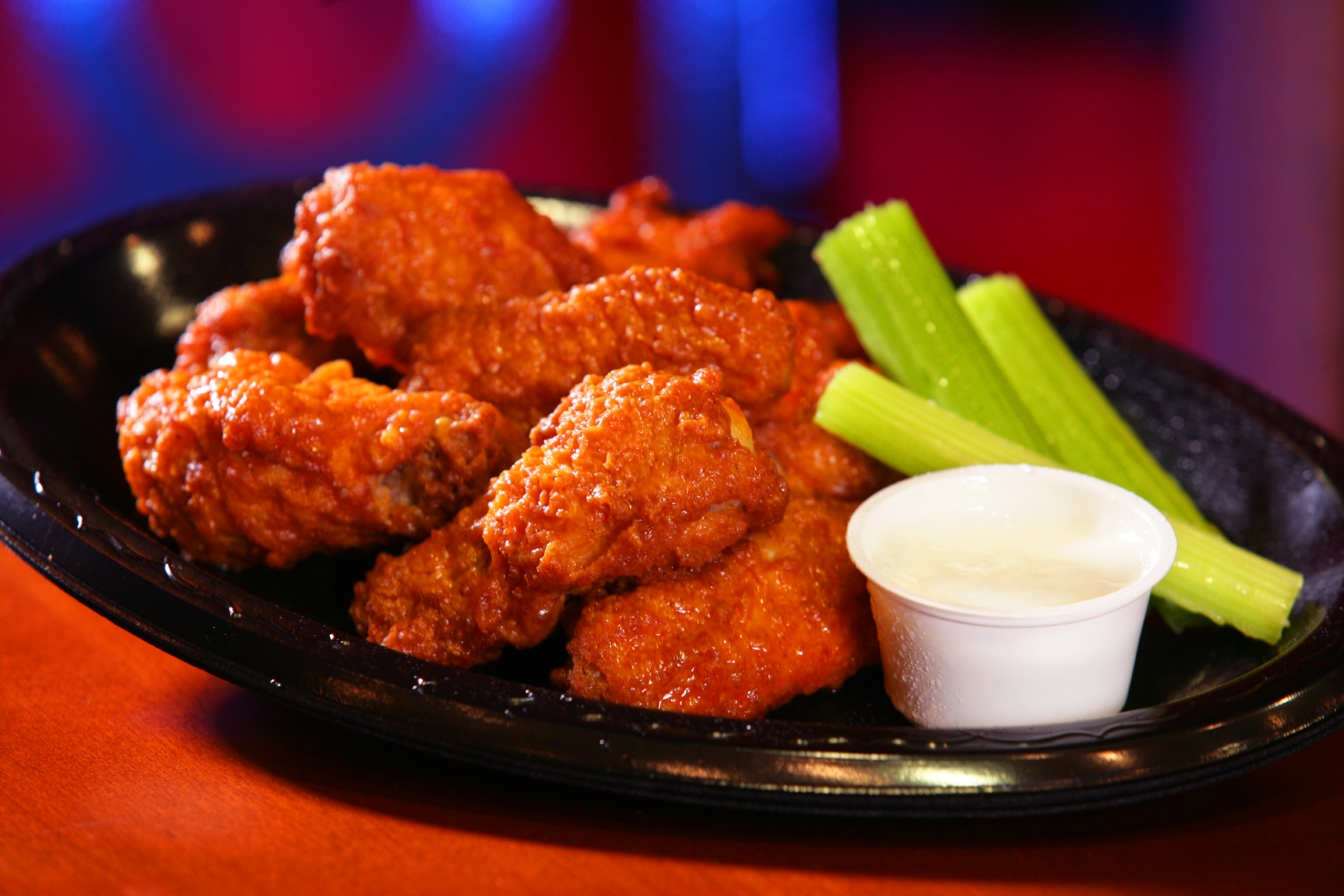 Line from Linda: Buffalo Wings