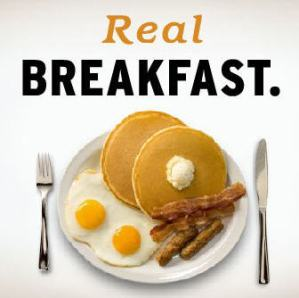 Denny's gives away 2 million free breakfasts