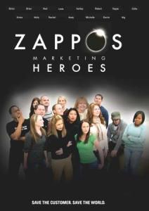 Zappos Heros Poster