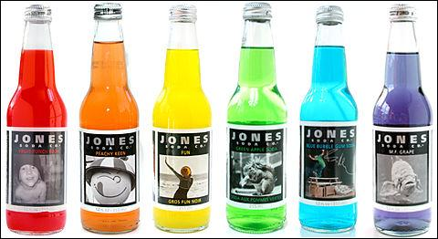 Off-Topic! Jones-soda